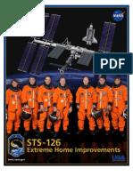 STS-126 Press Kit