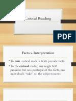 Critical-Reading