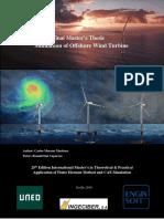 Offshore Wind turbine Simulation