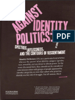 Against Identity Politics Spectres, Joylessness, and the Contours of Ressentiment.pdf