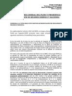 20-01-2020 Voto Particular ROM de G.M. Unión por Leganés - ULEG