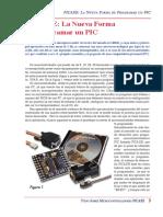 PICAXE _LA NuEvA FormA dE ProgrAmAr uN PIC