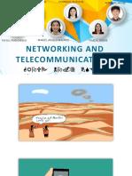 TELECOMMUNICATION AND NETWORK