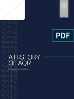 History of AQR