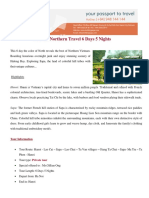 Vietnam Northern Travel 6 Days 5 Nights offered to Ms.Gillian Ong.pdf