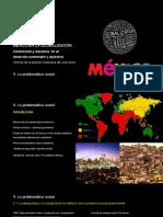 171212 MEX en la globalización V. La problemática social