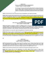 443-445 Frivaldo v. Comelec - Ortega v. Comelec Shotgun