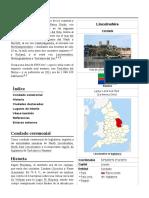 Lincolnshire wiki