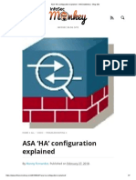 ASA 'HA' configuration explained