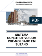 Sistema Construtivo Com Pré-Moldado Em Suzano