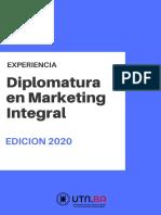 Propuesta-Diplomatura en Marketing Integral-UTN.BA- 2020