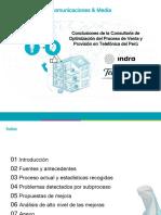 Consultoría Optimización Proceso de Venta y Provision v15