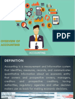 CFAS Overview of Accounting