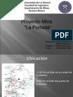 Gestion Minera (Final) 16-Dic-2008