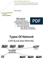 What is Computer Networking