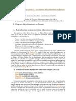 Tema 3 de la asignatura de Prehistoria I (USAL)