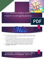 Formación para una misión evangelizadora2