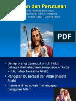 03-Rekoleksi Bina Iman; Panggilan Dan Perutusan