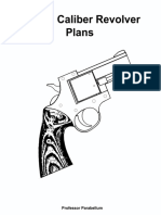 DIY .38 Caliber Revolver Plans, (Professor Parabellum).