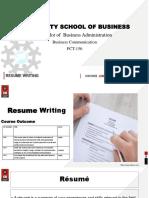 Resume_Writing