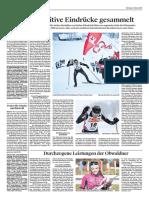 sport journal vom 6