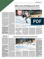 sport journal vom 16