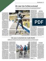 sport journal vom 28