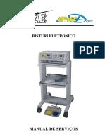 EMAI - BP 400 - Manual de Serviço