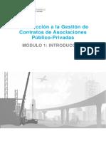 Módulo I  Gestión contratos APP