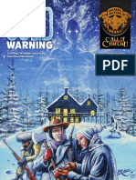 Call of Cthulhu - Cold Warning