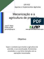 Mecanização agricola- motores