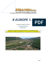 SimHeaven X-Europe Manual v4.1