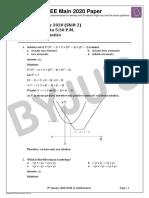 JEE-Main-2020-8th-Jan-Shift-2-Maths.pdf
