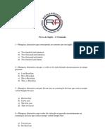 Prova de Inglês – 2ª Chamada - Pedro Fortunato .docx