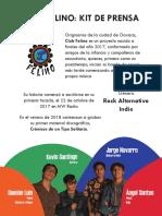 Club Felino Press Kit Web