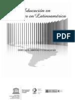 Educación en prisiones en Latinoamérica