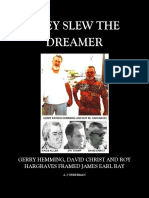 CIA, GERRY PATRICK HEMMING AND THE MARTIN LUTHER KING ASSASSINATION