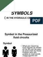 Hydraulic  symbol