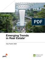 Emerging trends in real estate asia pacific 2020
