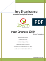 Estructura Organizaconal JOVINN
