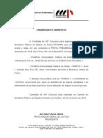 Comunicado n. 20-2019 Lista de Candidatos por Sala (1)