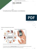 Complicaciones Asociadas con la Diabetes - Gano Excel Cancun