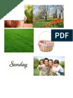 Easter flsh