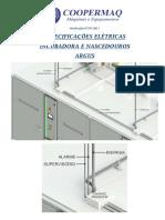 Especificação técnica montagem elétrica Argus Rev.07-07-2017