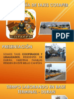 COMPAÑÍA DE TAXIS COTAFER.pptx