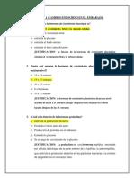 PREGUNTAS CAMBIOS ENDOCRINOS
