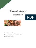 Biotecnología en el compostaje^