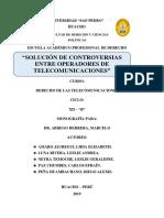 PRESENTACIÓN DERECHO DE LAS TELECOMUNICACIONES