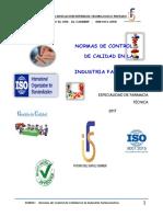 Normas de Control de Calidad en la Industria Farmaceutica.docx