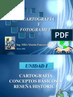 cartografia y fotogrametria unidad 1